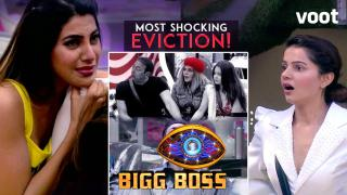The elimination leaves Rubina in tears!