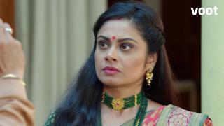 Sakshi confronts Virendra