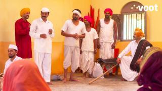Balu reassures his disciples