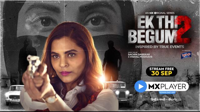 Ek Thi Begum S02 2021 banner HDMoviesFair