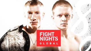 Fight Nights Global 81: Matmuratov vs. Ignatiev