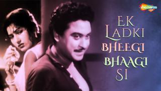 Ek Ladki Bheegi Bhaagi Si
