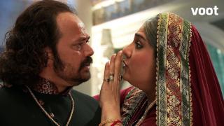 Padmini escapes with Trishna