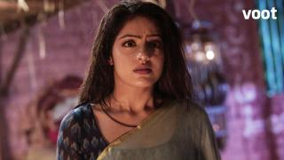 Sandhya being haunted!