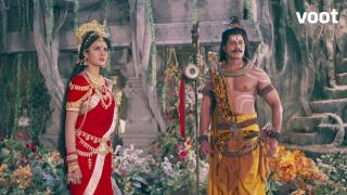 Mahadev reveals Parvati's past