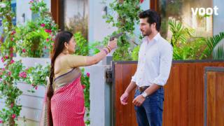 Arjun at gunpoint!