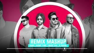 Remixes Mashup - Audio Jukebox
