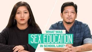 What Was Sex Education In School Like?