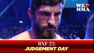 RXF 23: JUDGMENT DAY