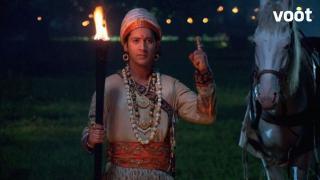 Shivaji puts his foot down