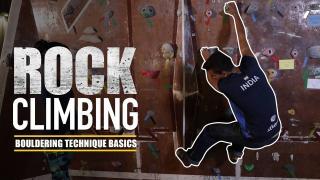 Bouldering Technique Basics