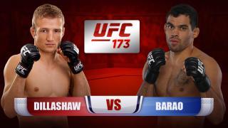 Dillashaw vs Barao