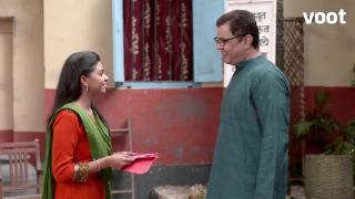 Shreedhar surprises Swati