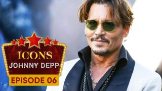 Icons : Johnny Depp