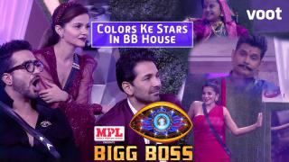 Colors Ke Stars In The BB House