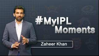 #MyIPLMoments: Zaheer Khan