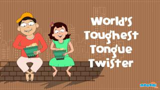 World's Toughest Tongue Twister