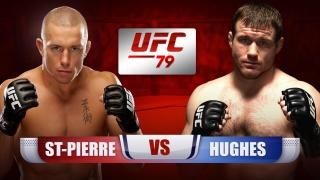 G. St-Pierre vs M. Hughes
