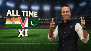Find out who made the cut in Michael Vaughan's all time Indo-Pak XI