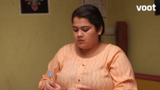 Latika writes a letter
