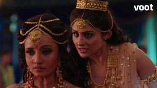 Ashoka refuses to believe that Dharma is dead