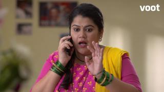 Latika gets upset