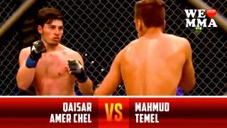 Qaisar Amer Chel vs Mahmud Temel