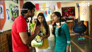 Nandini and Navya meet FAB5
