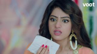 Sandhya learns Angad's truth!