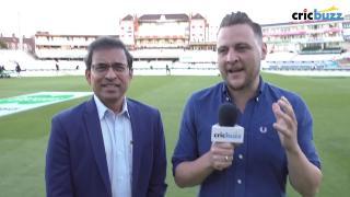 Harsha Bhogle Blog 5th Test Day 1