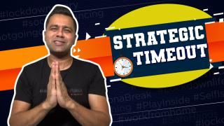 Strategic Timeout: Aakash Chopra's lockdown is a 'child's play'