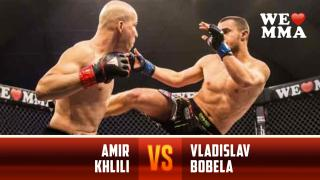 Amir Khlili vs Vladislav Bobela
