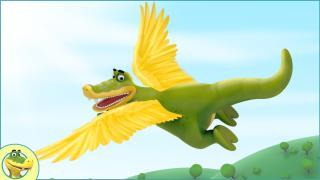 The Flying Crocodile