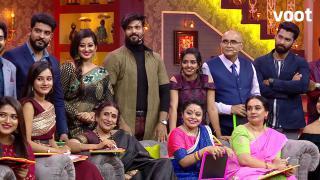 Quiz time for team 'Nannarasi Radhe'