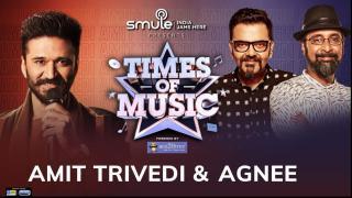 Agnee & Amit Trivedi - Tribute SD Burman & Jaidev