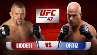 C. Liddell vs T. Ortiz