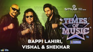 Vishal - Shekhar & Bappi Lahiri