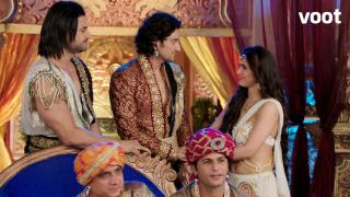 Swayam's devious plan!
