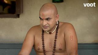 Swami gives a peculiar task