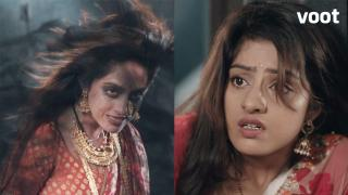 What?! Sandhya has an evil twin?
