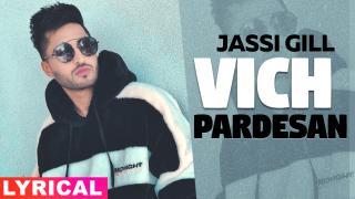 Vich Pardesan (Lyrical)