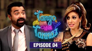 Ajaz Khan on Tango With Tannaz
