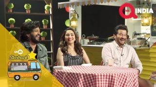 StarTruck with Riteish Deshmukh, Anil Kapoor and Madhuri Dixit