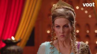 Helena coaxes Ashoka into admitting to the crime.