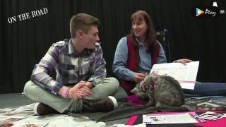 EP 03 - Cute Cat Has Insane Purr!