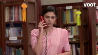 Swati gets a disturbing call