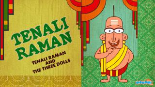 Tenali Raman & Three Dolls