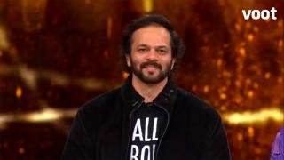 Rohit Shetty in the house!