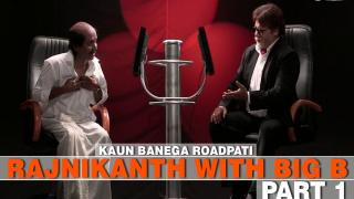 Rajnikanth with Big B: Part 1
