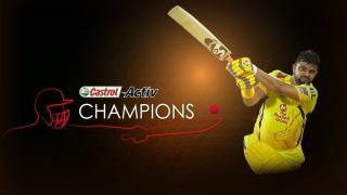 Castrol Activ Champions: Suresh Raina